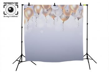 14-Luftballons Gold