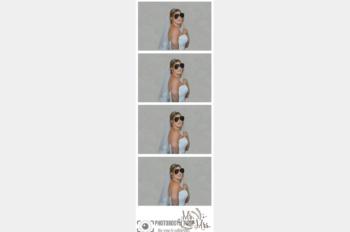 Photobooth Tube Template
